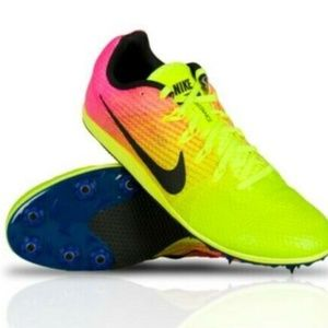 Nike Zoom Rival DISTANCE Track Sz 12 DISCOUNTED!!
